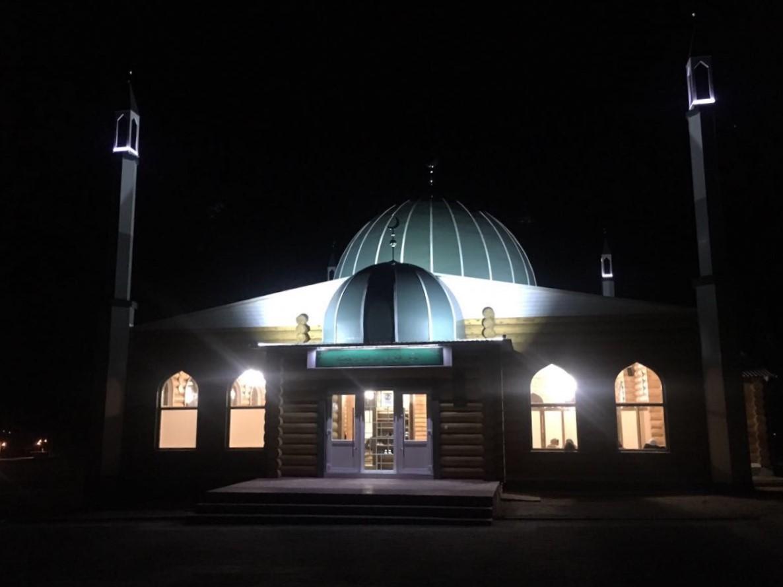 В Кош-Агаче открылась еще одна мечеть
