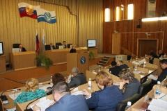 Принят закон о формировании Общественной палаты